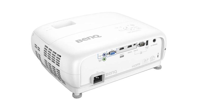 Máy chiếu BenQ TK800M mặt trên