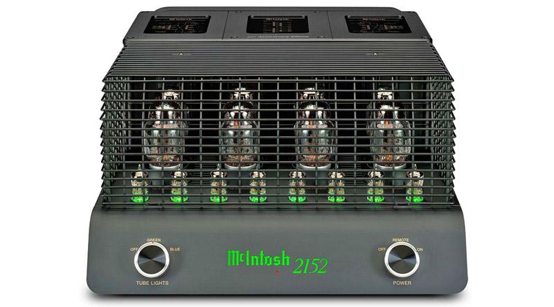 Power amply đèn McIntosh MC2152
