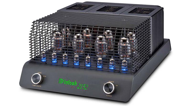 Power amply đèn McIntosh MC2152 thiết kế nổi bật