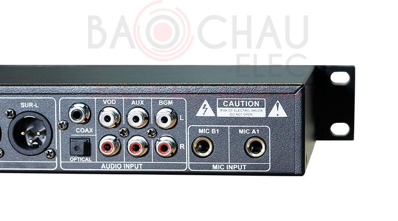 Vang số BIK BPR-8500