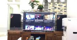 Dàn karaoke gia đình anh Hà ở Tây Hồ, Hà Nội (JBL MTS12, JBL A120P, BIK VM620A, BPR-8500, JBL VM300)