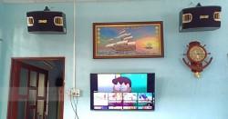 Dàn karaoke gia đình anh Trình ở Tây Ninh (BMB 900SE, Klipsch R120SW, BIK VM840A, BCE DP9200+, VIP 6000)