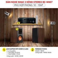 Dàn nghe nhạc 2 kênh Stereo BC-NN07