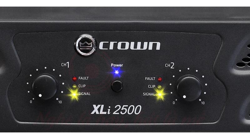 Cục đẩy Crown XLi2500