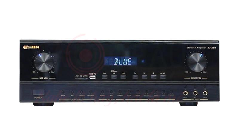 Ampli karaoke AV BIK BJ-A88
