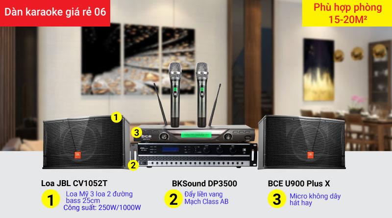 Dàn karaoke giá rẻ 06