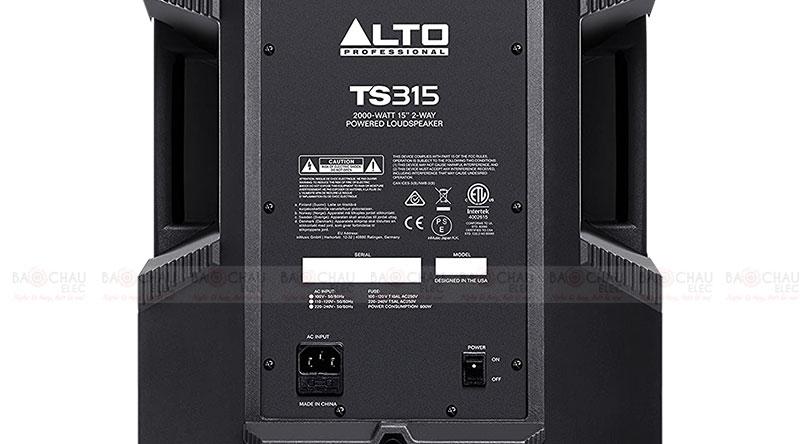 Loa Alto TS315