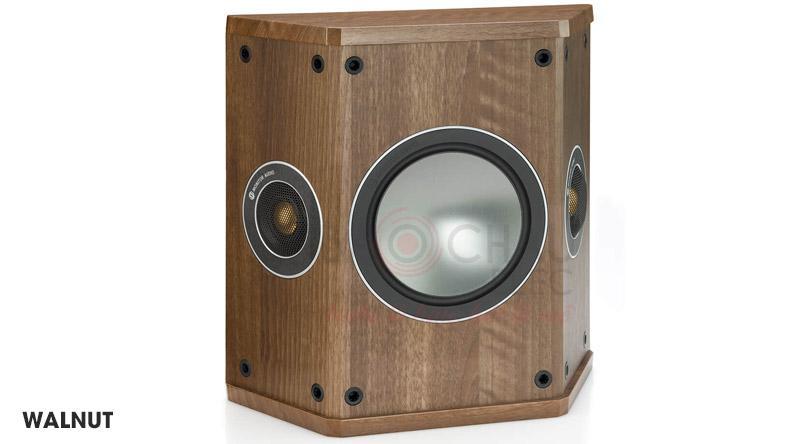Loa surround Monitor Audio Bronze FX thiết kế đẹp mắt, hiện đại
