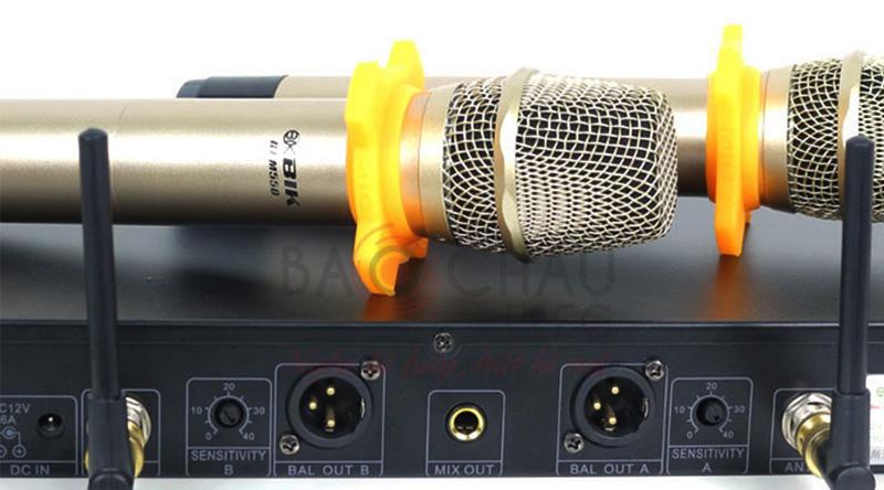 Micro BIK BJ U550