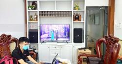 Dàn karaoke gia đình anh Thái ở Tân Bình (JBL KP4010, Alto TX212S, SAE CT12000X, X5 Plus, UGX12 Gold)