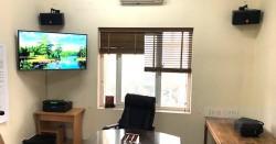 Dàn karaoke gia đình anh Xuân ở Trường Chinh (JBL CV1652T, NS-SW100, BIK BK-A88, U900 PlusX)