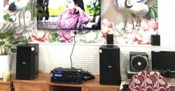 Dàn karaoke gia đình chị Điệp ở Bình Chánh (BIK BSP410, BIK VM620A, BPR-8500, BJ-U550)