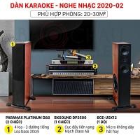 Dàn karaoke - nghe nhạc 2020-02