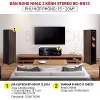 Dàn nghe nhạc 2 kênh Stereo BC-NN13
