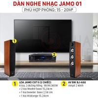 Dàn nghe nhạc Jamo 01