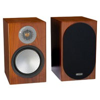 Loa Monitor Audio Silver 100 (Walnut - Bookshelf)