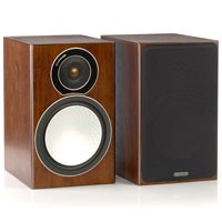 Loa Monitor Audio Silver 2 (Walnut - Bookshelf)