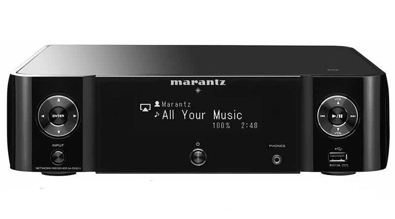 Amply Marantz MCR511