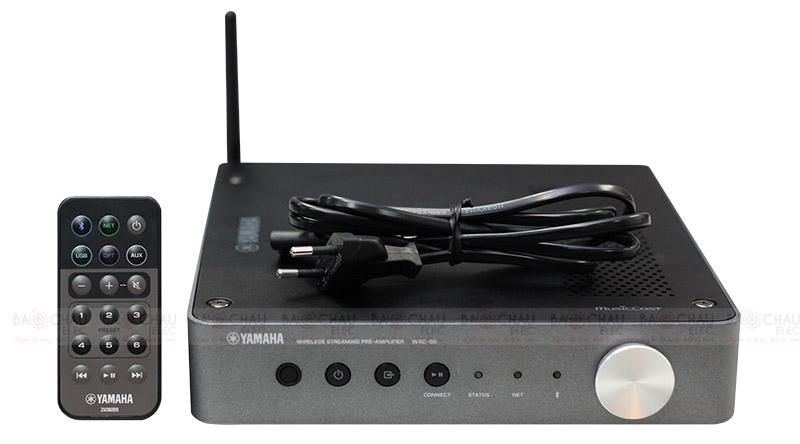 DAC Yamaha WXC-50