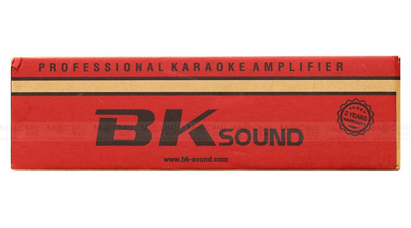 Cục đẩy liền vang BKsound DP3600 vỏ thùng 2