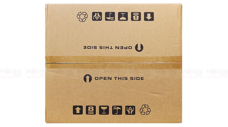 Cục đẩy liền vang BKsound DP3600 vỏ thùng 1