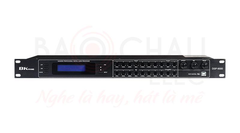 Vang số chỉnh cơ Bksound DSP-9000
