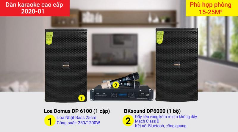 Dàn karaoke 2020-01