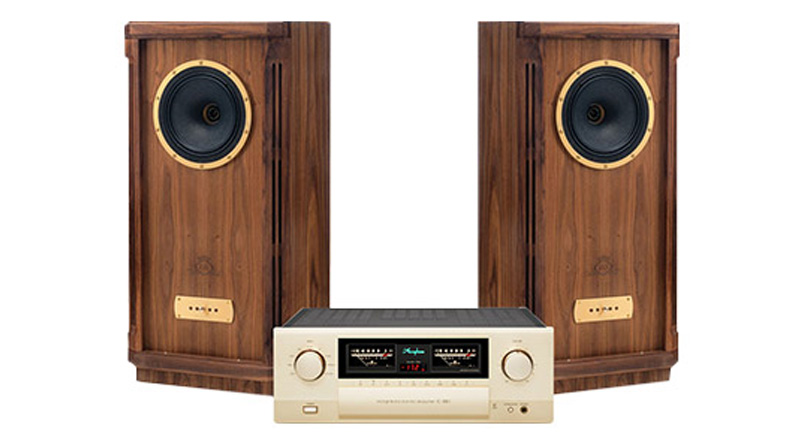 Dàn nghe nhạc 14 (Tannoy Turnberry GR + Accuphase E-480)