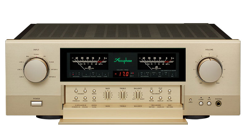 Amply Accuphase E-370