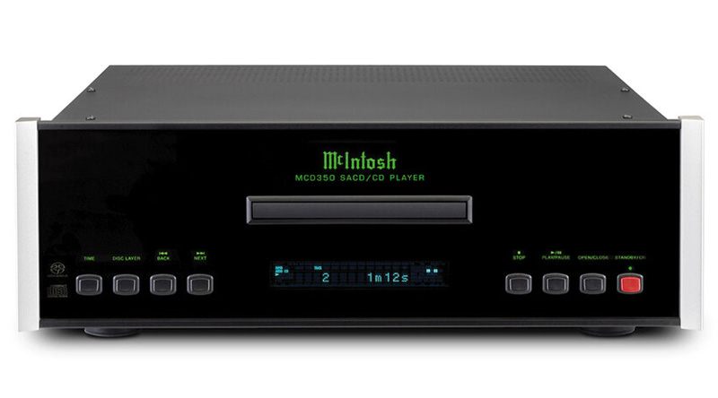 Đầu SACD/CD McIntosh MCD350