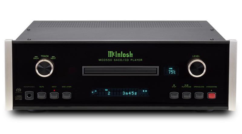 Đầu SACD/CD McIntosh MCD550