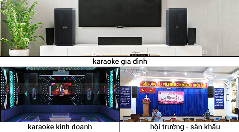 Loa karaoke BIK BSP 412 cao cấp