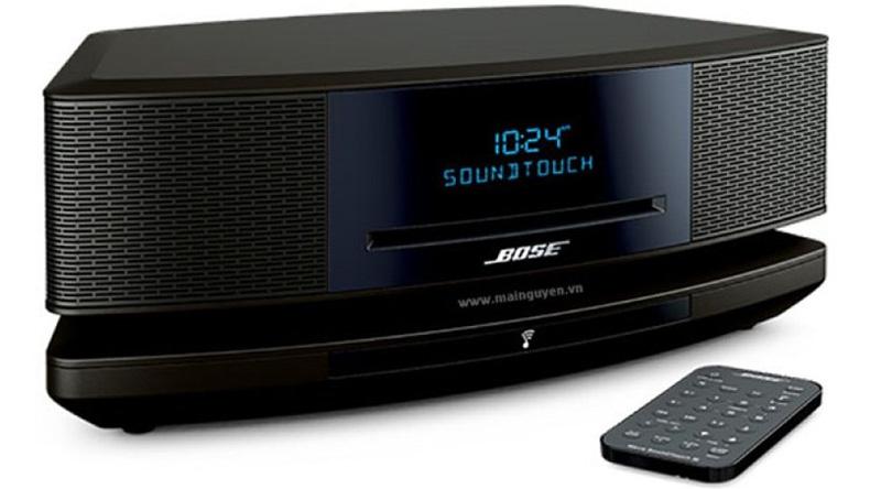 Loa nghe nhạc Bose Wave SoundTouch IV (Đen) nghiêng phải