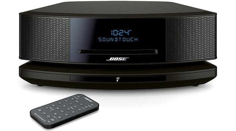 Loa nghe nhạc Bose Wave SoundTouch IV (Đen)
