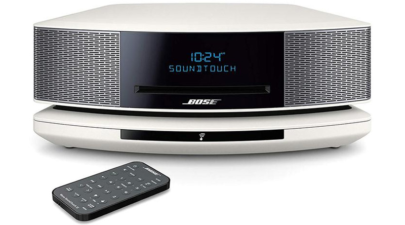 Loa nghe nhạc Bose Wave SoundTouch IV (Trắng)