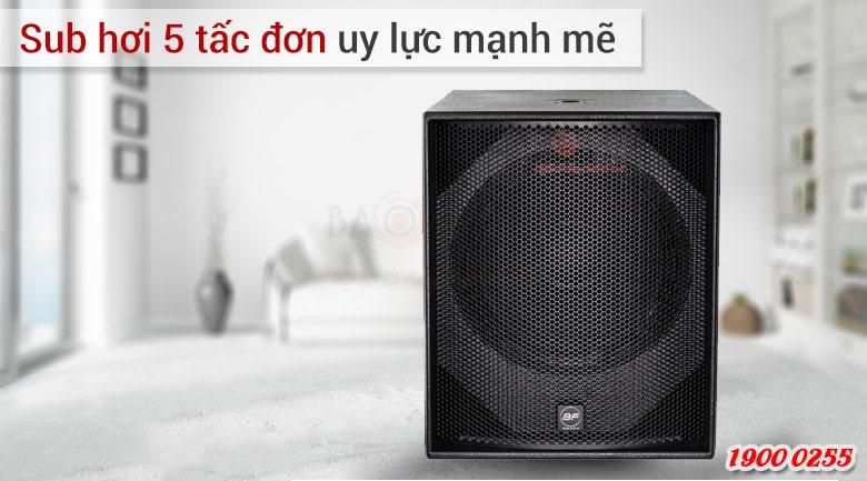 Loa Sub hơi BF audio V18S