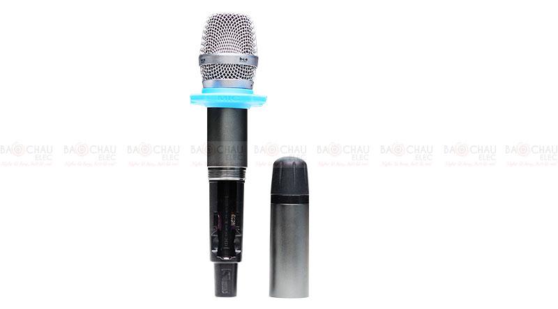 Micro không dây BCE UGX12 Plus tay micro 3