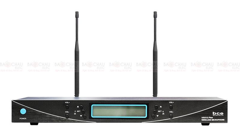 Micro không dây BCE UGX12 Plus đầu thu 1