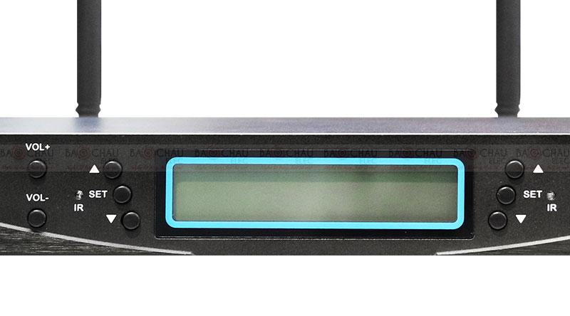 Micro không dây BCE UGX12 Plus đầu thu 3