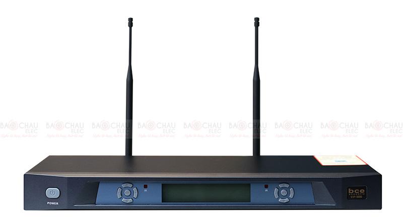 Micro không dây BCE Vip 3000 đầu thu 1