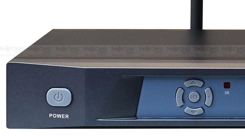 Micro không dây BCE Vip 3000 đầu thu 2