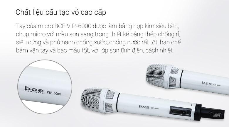 Micro không dây BCE Vip 6000