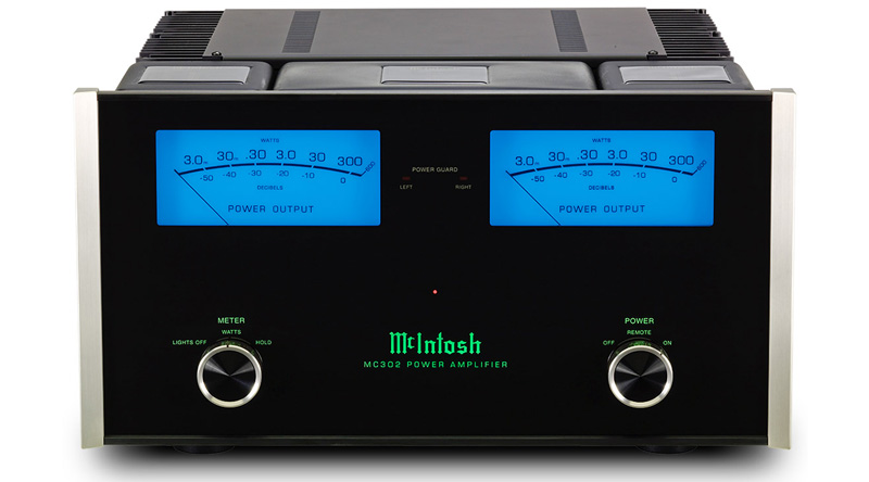 Power Amply McIntosh MC302
