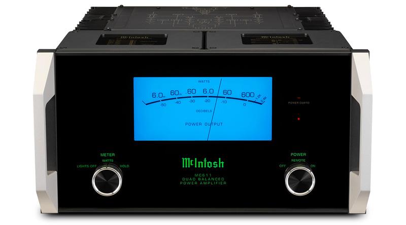 Power Amply McIntosh MC611