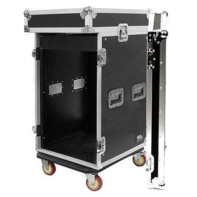 Tủ rack 16U Mixer (gỗ)
