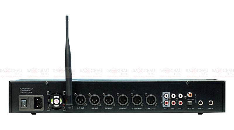 Vang số AAP K9800 New 2020