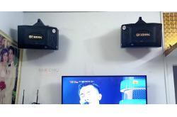 Dàn karaoke gia đình anh Hiệp ở Bình Chánh (BIK BQ-S63, SAE CT3000, DSP-9000, U900Plus New)