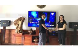 Dàn karaoke gia đình chị Phương ở Hải Phòng (BMB 880SE, Crown Xli2500, Z-2000II, JBL VM300)