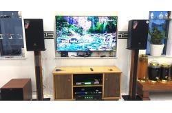 Lắp dàn karaoke cho gia đình anh Hiếu ở Biên Hòa (JBL MTS10, Jamo J12, SAE TX650Q, JBL KX180, BCE UGX12)