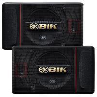 Loa karaoke Nhật BIK BJ S886II (bass 25cm)
